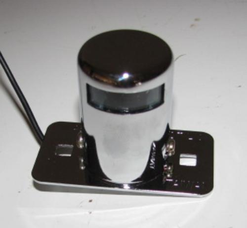 LICENSE PLATE LIGHT - CHROME (18-2003)