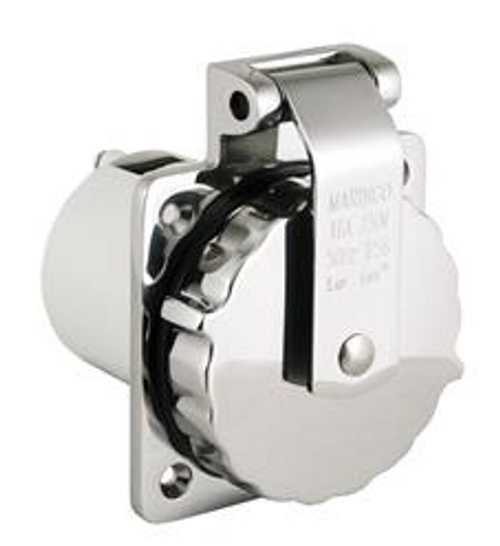 ER INLET - STAINLESS STEEL (19-2001)