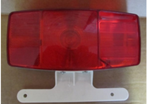 MIRO-FLEX TAILLIGHT - #342 STOP, TAIL, TURN & LICENSE PLATE LIGHTS (18-3011)
