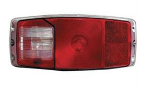 MIRO-FLEX TAILLIGHT - #341 STOP, TAIL, TURN & BACK-UP LIGHTS (18-3012)