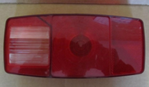 MIRO-FLEX TAILLIGHT - #341 REPLACEMENT LENS (18-3016)