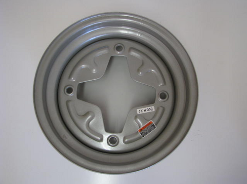 "14"" x 5-1/2"" Star Wheel 4 Hole (CCH002)"