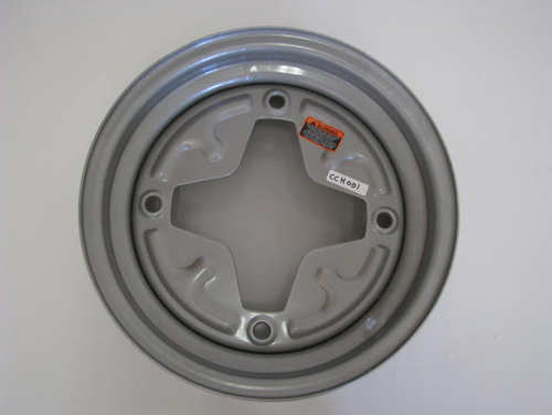 "13"" x 4-1/2"" Star Wheel - 4 Hole (CCH001)"