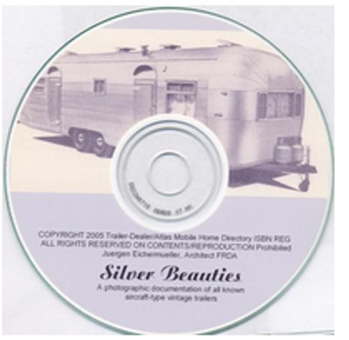 CD-ROM Silver Beauties (CBL008)