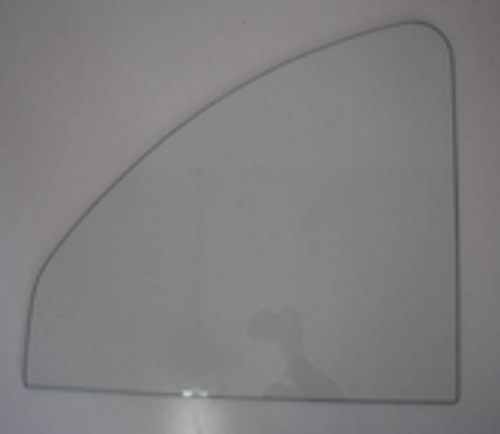 Spartan Roll-up Rear Window (Glass Only) (CBP016)