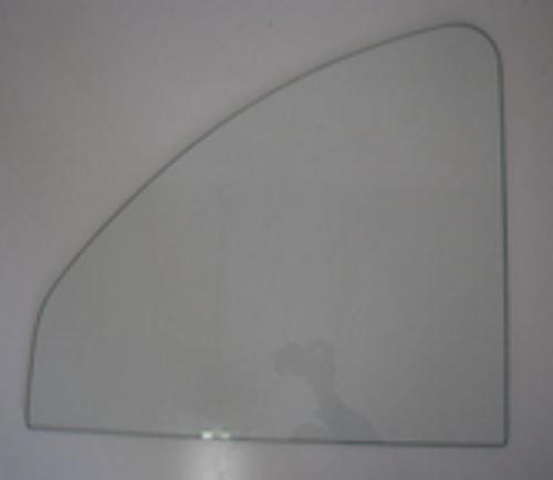 Spartan Roll-up Rear Window (Glass Only) (CBP016)