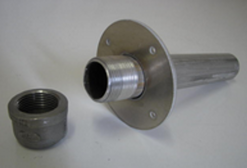 Water Tank Fill-Aluminum with SS Cap (CPL010)