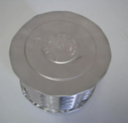 Aluminum Louvered Vent Cap (CBP020)