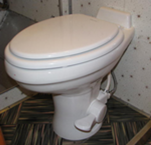 Dometic 310 Toilet White (12-4002)