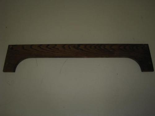 Oak Header for Entry Door (WI004)