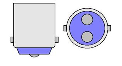 #1176 12V Light Bulb - 2 Pack (18-1037)