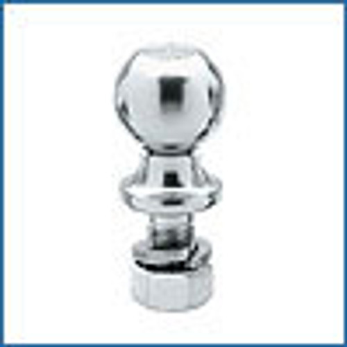 "Hitch Ball - Chrome 2""x 1-1/4""x 2-3/4"" (14-1019)"