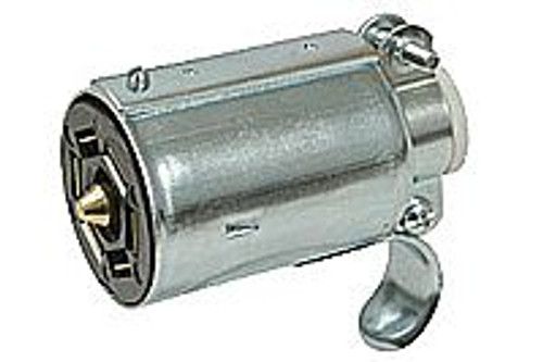 Connector Plug - 7 Way Flat Metal (19-1050)