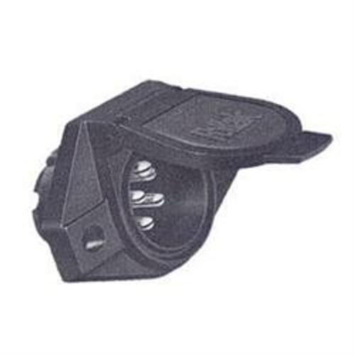Connector Socket - 7 Way Round (19-1053)