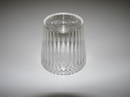 Clear Porch light lens (CLT020)