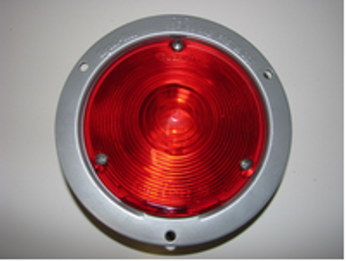 Die Cast Stop/Turn/Tail Light - Gray (CLT030)