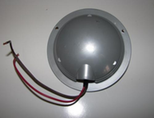 Die Cast Stop/Turn/Tail Light - Gray (CLT030)