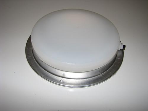 """Round Porch Light - 6"""" (12 Volt) (CLT035)"""