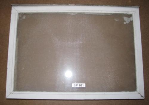 "13-1/16""x18-3/8"" Aluminum Spartan Window (BP101)"