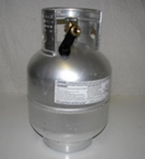 10 LB. Aluminum LP Tank (CLP004)