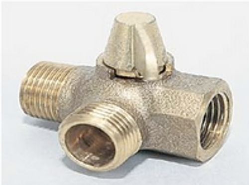 3-WAY BRASS REPLACEMENT VALVE (09-1027)