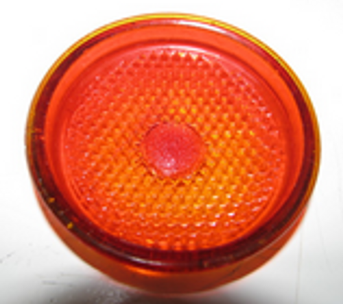 License Light Lens - Red (CLT045)