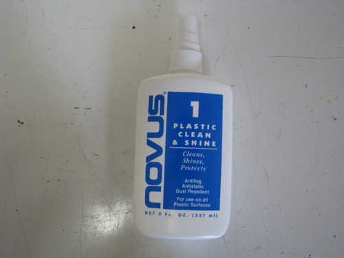 Novus 1 Plastic Clean & Shine (SC013)