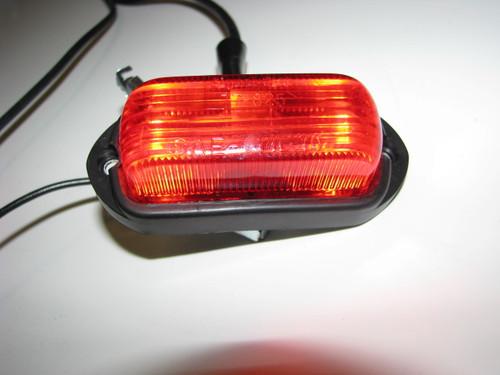 Rubber Base Marker light - Red (CLT048)