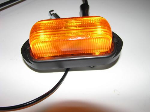 Rubber Base Marker light - Amber (CLT049)
