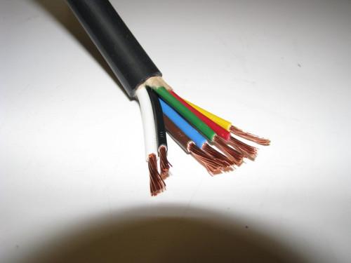 7 Conductor Multi-Gauge Wire (19-1059)