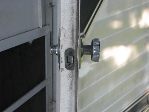 Bargman L-100, L-200 Retrofit Lock Kit (CHW106)  Original Lock