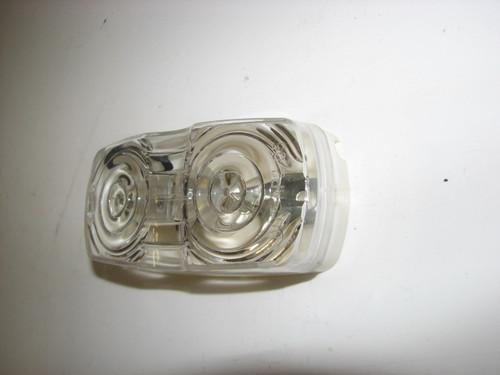 Double Bullseye Dome Light - Clear (CLT070)