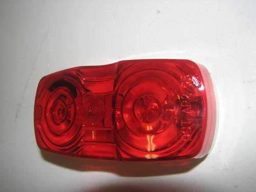 Double Bullseye Marker Light - Red (CLT072)