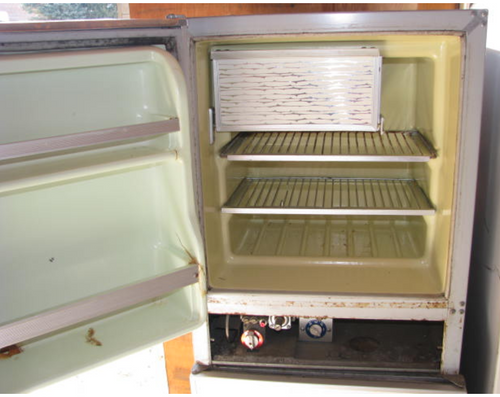 Norcold Refrigerator (AP078)