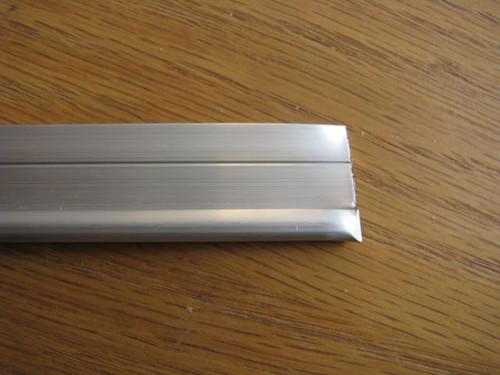 1/16 J Cap Anodized Aluminum Trim 12' (CHW090)