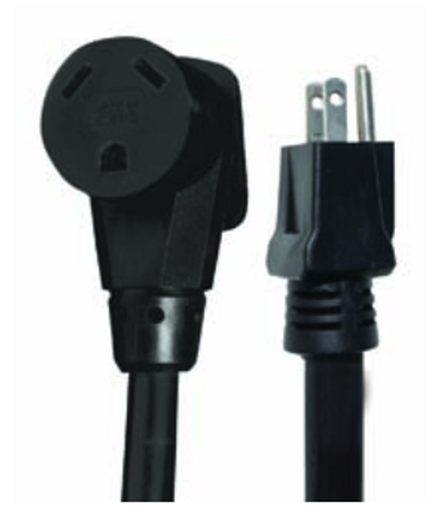 Voltec 15 Amp Male to 30 Amp Female Adapter (19-1062)