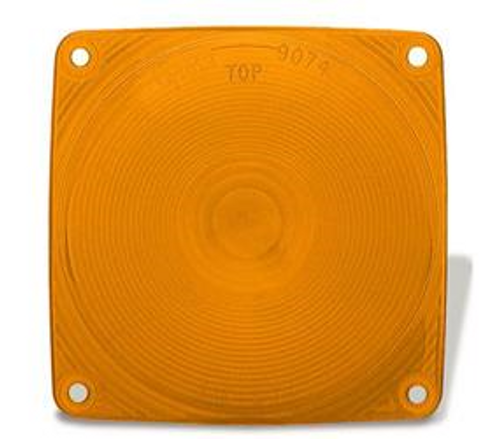 GROTE RECESSED MOUNT LIGHTS, AMBER LENS (18-3048)