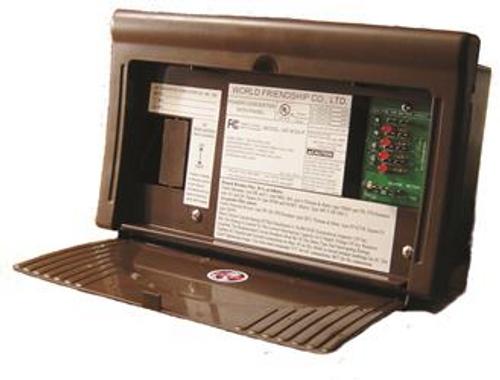 25 AMP (8700 Series) Power Center Converter-Brown (19-1069)