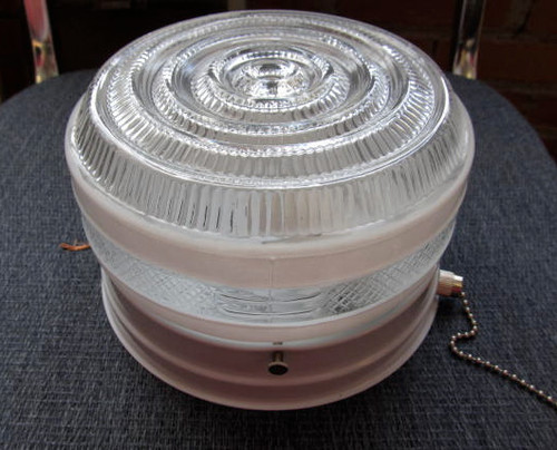 Vintage Style Kitchen/Bathroom Light (CLT095)