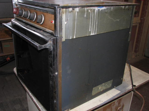 Magic Chef 4 Burner Stove with Oven (AP103)