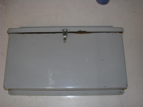 Fiberglass Battery Box (EL015)