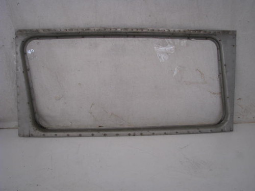 Exterior Spartan Slider Window Frame Street Side (BP289)