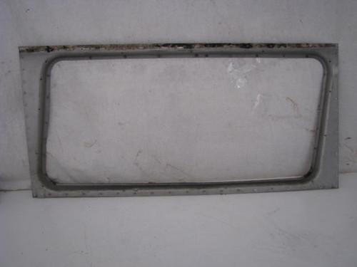 Spartan Slider Window Frame Curb Side (BP290)