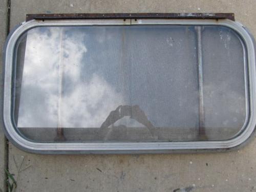 """17-3/8"""" x 33-3/8"""""""" Aluminum Window"""" (BP298)"""