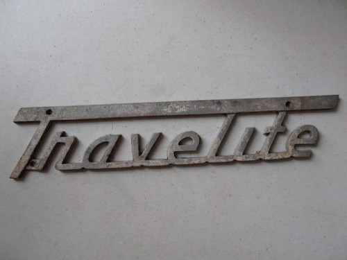Travelite Nameplate (HW330)