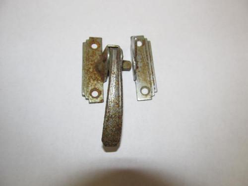 Steel Cabinet Catch-Left hand (HW341)