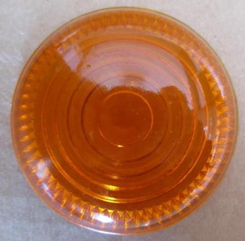 Amber LS 302 Glass Lens (LT377)