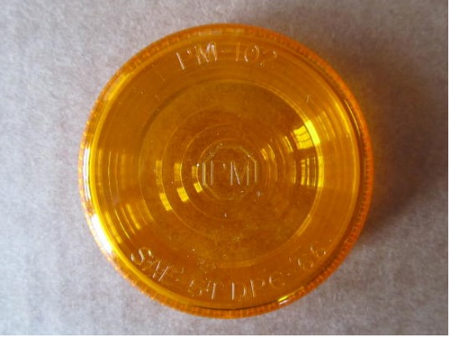 Amber Side Marker Light (18-3049)