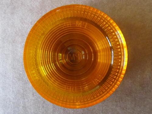 Amber Side Marker Light (18-3049)