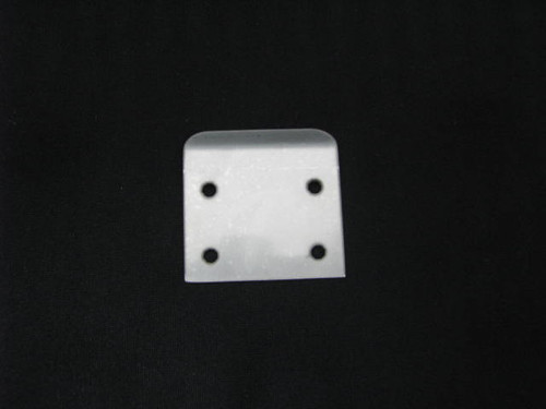 Stainless Steel Striker Plate for Screen Door (CHW146)